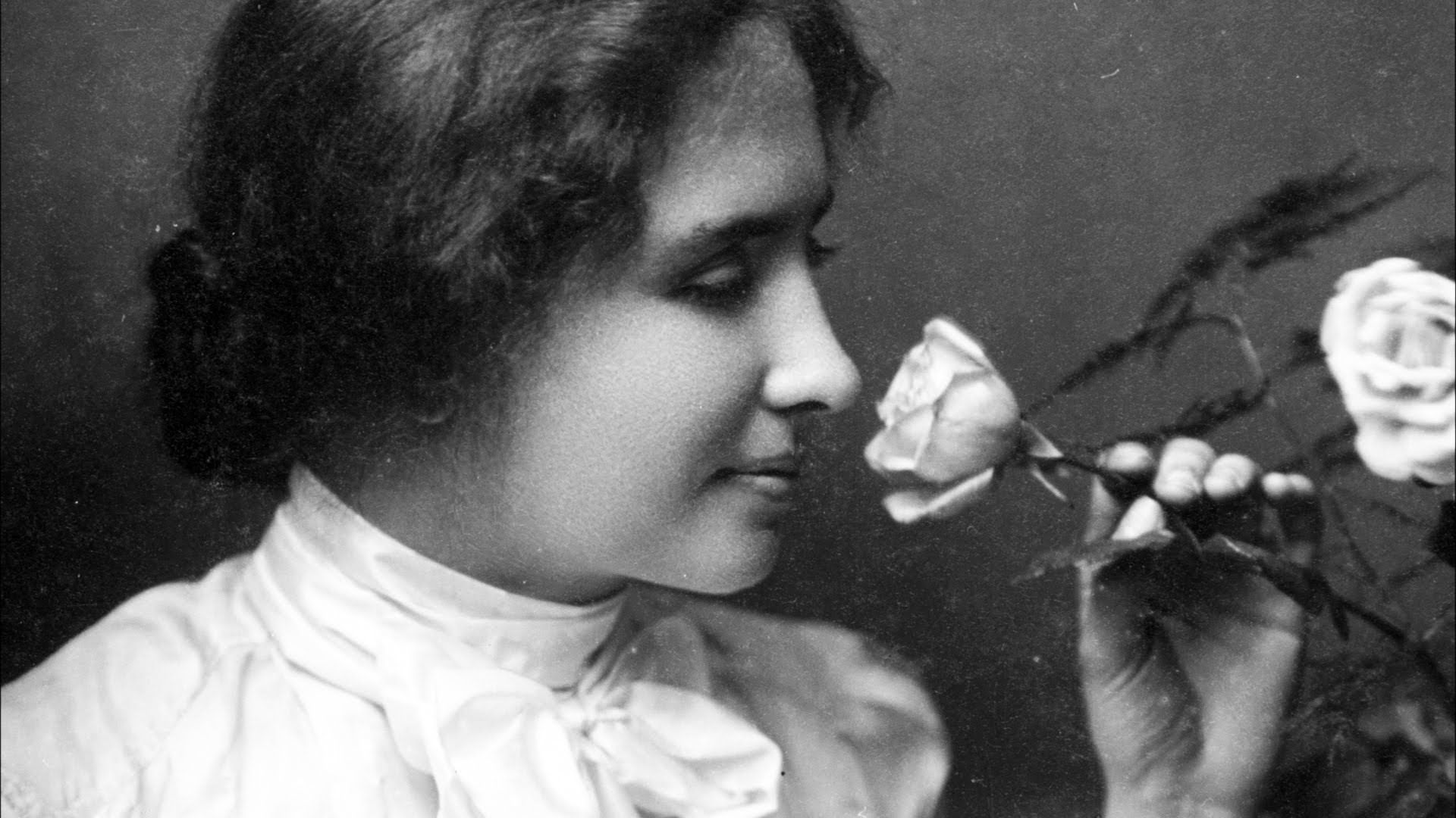 Helen Keller rare films of Helen Keller with her